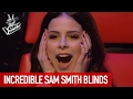 THE VOICE KIDS | INCREDIBLE SAM SMITH BLIND AUDITIONS