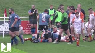 RC Haguenau 34-28 Rugby Tango Chalonnais