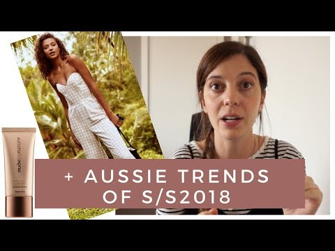 GUIDE TO AUSTRALIAN CLOTHING AND COSMETIC BRANDS