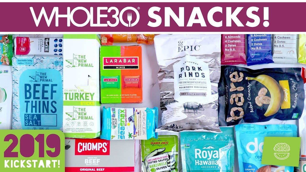 Healthy Snacks (Count 30) - Discover a whole new world of Healthy Snacks