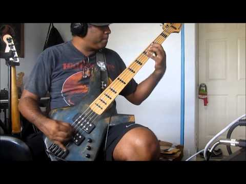 VOIVOD * The Unknown Knows * BASS COVER