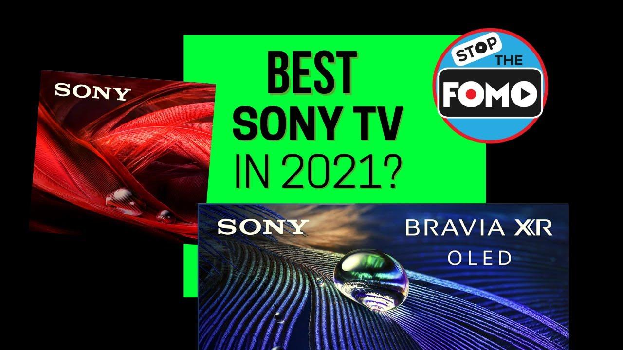 Which Sony TV is Best? X95J, A80J, A90J or A8H #Shorts