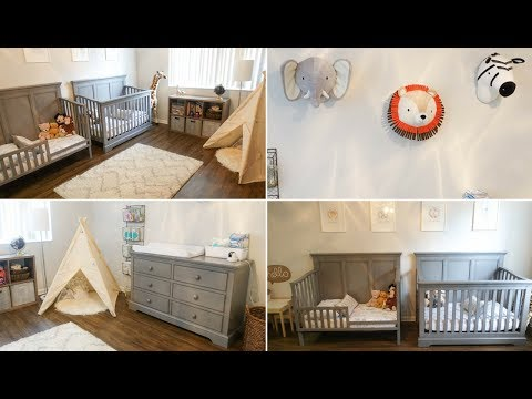 Ultimate Clean With Me | Toddler & Baby Shared Room Decor  |