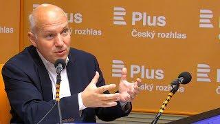 Nový senátor Pavel Fischer: Slabá volební účast je varovným signálem