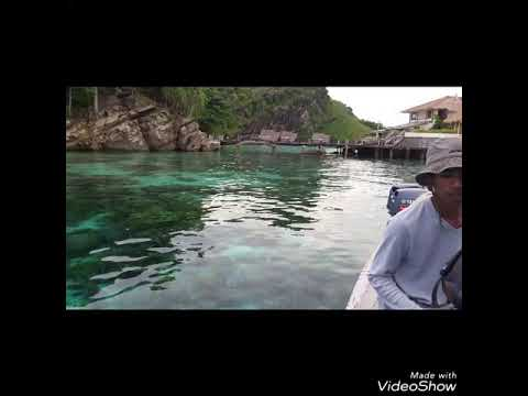 Misol Island Sorong Papua Barat