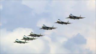 12 августа отмечается День Военно-воздушных сил России.