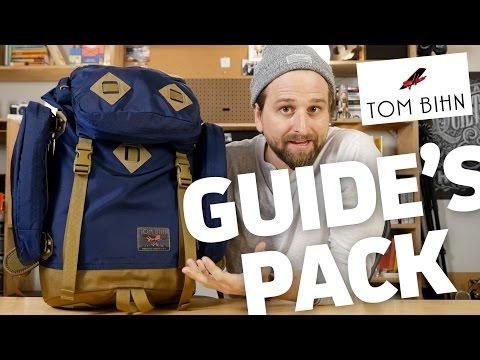 Tom Bihn Guide's Backpack Review #AlpineLegend