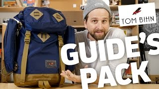 Tom Bihn Guide's Backpack Review #AlpineLegend