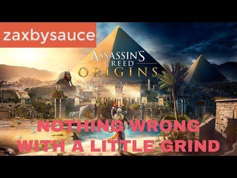 ARROW MEET HEAD - Assassin's Creed Origins Live Stream Mess Around