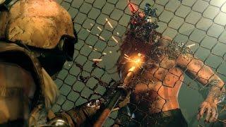 Metal Gear Survive Official Trailer - Gamescom 2016 thumbnail