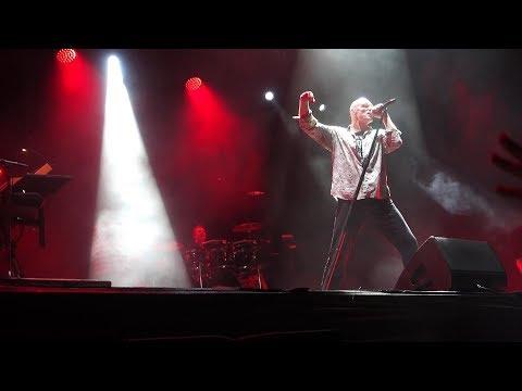 Midnight Oil (Live @ The Domain, Sydney - Nov 17, 2017)