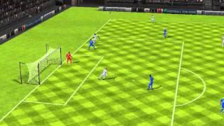 FIFA 14 Android miltonboina VS Karlsruher SC смотреть