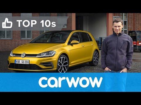 New 2017 Volkswagen Golf revealed – the most hi-tech hatch? | Top 10s