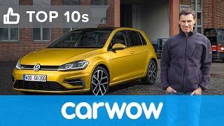 New 2017 Volkswagen Golf revealed – the most hi-tech hatch?   Top 10s