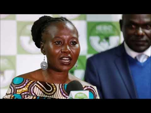 IEBC Exposed: Leaked Akombe Report Spills The Beans