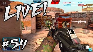 "Bullet Force - LIVE! #54 | ""M16 GAMEPLAY!"""