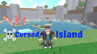 Let's Play Cursed Island - Roblox