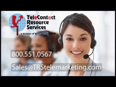 TeleContact Resource Services - Experience the Difference
