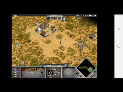 Age Of Mythology On Android