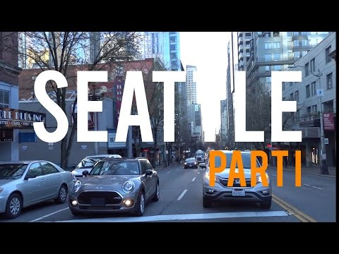 SEATTLE BUSINESS TRIP// Exploring the City, Gum Wall, Space Needle, AK-WA