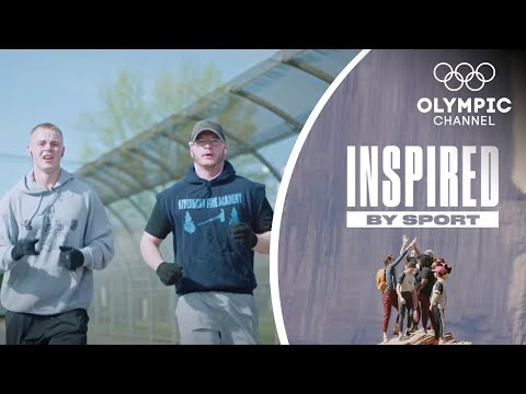 America's only youth prison marathon guides inmates towards a better future | Inspired By Sport