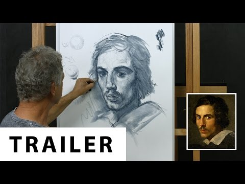 Figure Drawing With Karl Gnass | Part 5: Light And Tone - TRAILER (Ultra HD4K)
