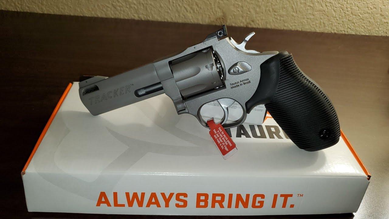 Taurus Tracker 627 4