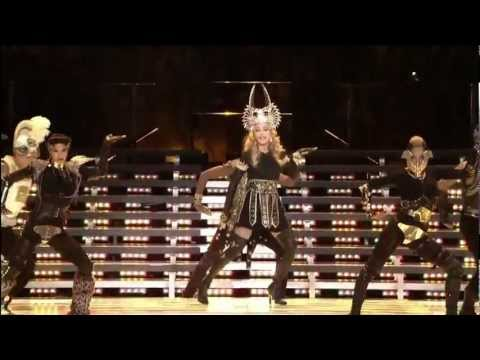 Madonna Super Bowl Half Time Show 2012 HD