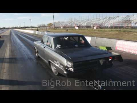 Streetoutlaws DaddyDave testing new procharger