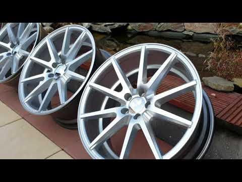 18 Inch 5x100 Wheels 5x100 Velgen Exclusive Concepts