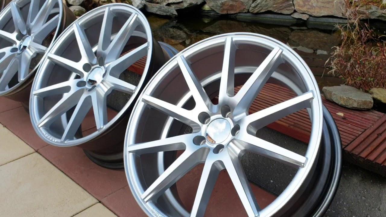 18 Inch 5x100 Wheels 5x100 Velgen Exclusive Concepts Youtube