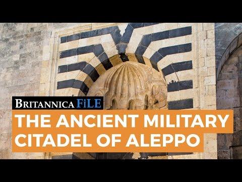 The Ancient Citadel of Aleppo