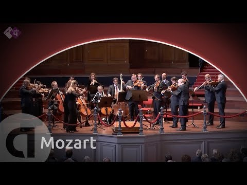 Mozart: Symphony No. 29 in A major, K.201 - Concertgebouw Chamber Orchestra - Live Concert HD