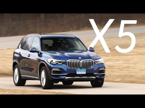 2019 BMW X5 Quick Drive | Consumer Reports