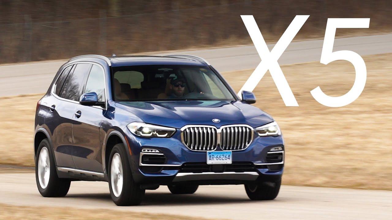 2019 Bmw X5 Quick Drive Consumer Reports