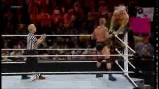 WWE Royal Rumble 2014 (Часть 1)