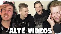 Auf alte Videos mit AVIVE (ih) reagieren & nicht lachen