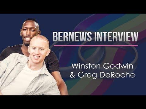 Winston Godwin & Greg DeRoche Interview, Sept 30 2017