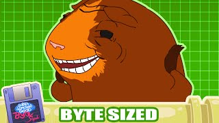 "Guinea Pig in the Woods Endures ""Internet Withdrawal"" (Guinea Something Good Byte-Sized #19)"