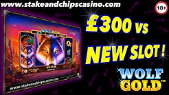 CAN I WIN ?? - WOLF GOLD SLOT GAME / REVIEW 🚨 at PLAYOJO CASINO