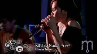 Kitchie Nadal - Fire