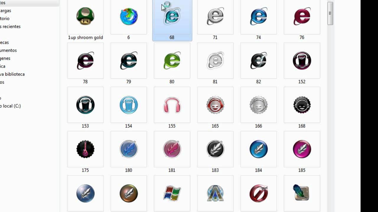 983b57cf137a1 Como descargar Iconos 3D para escritorio (Ver en HD 720p) - YouTube