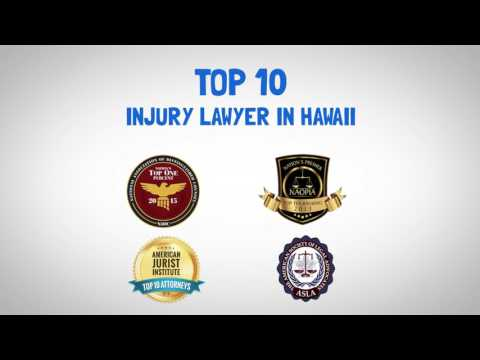 Honolulu Hawaii Car Accident Injury Law Firm