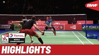 TOTAL BWF World Championships 2019 | Round of 64 MD Highlights | BWF 2019