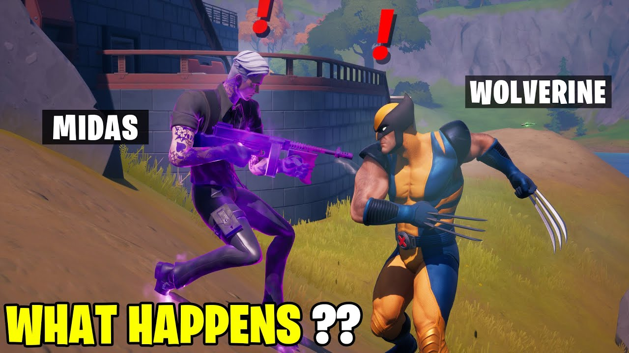 What Happens If you Bring Boss Shadow Midas to Wolverine - When two Bosses Meet Myth Busting