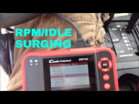 Jeep Grand Cherokee WJ 4.7 V8 Idle Surging And RPM Rev