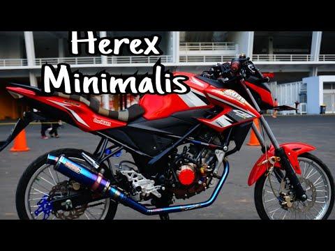 New Cb150r Herex Minimalis