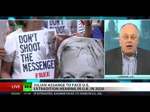 Media betrays Assange after profiting from leaks – Chris Hedges thumbnail