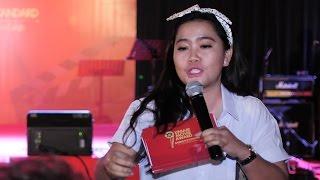 Event Organizer Jakarta | Jemari Tiga Sinergi | Penampilan MC Kocak Tyas Putri