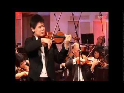 Bruch Violin Concerto No. 1 II. Adagio - Angelo Xiang Yu